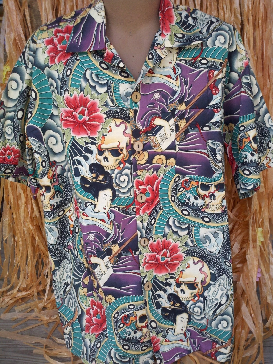 Big Mens Hawaiian Shirts