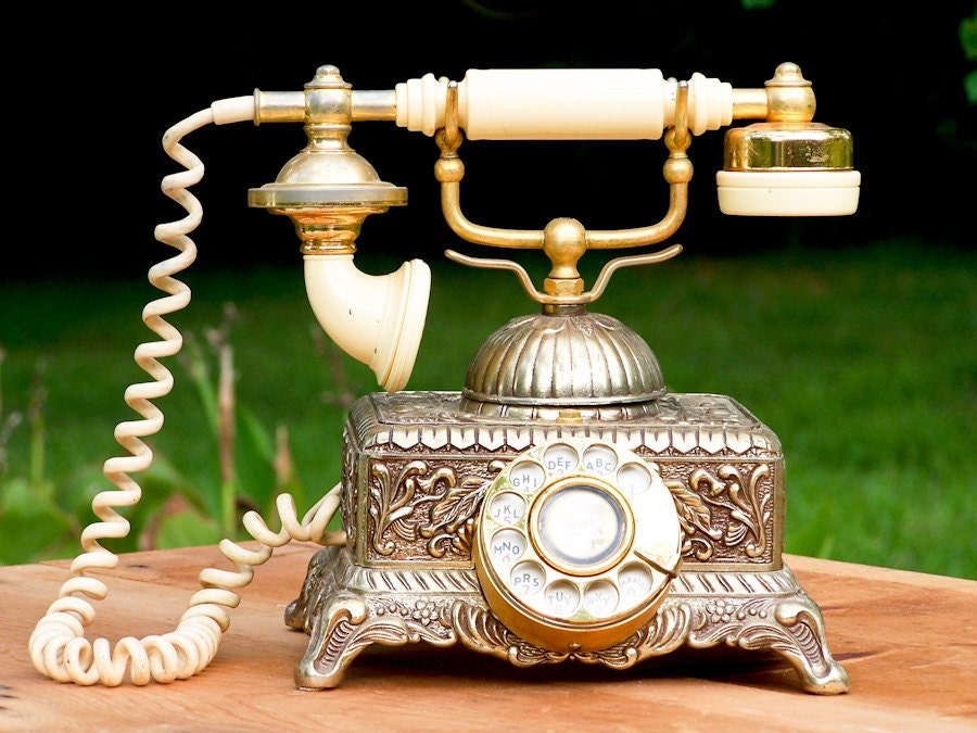 vintage french phones wiring - photo #8