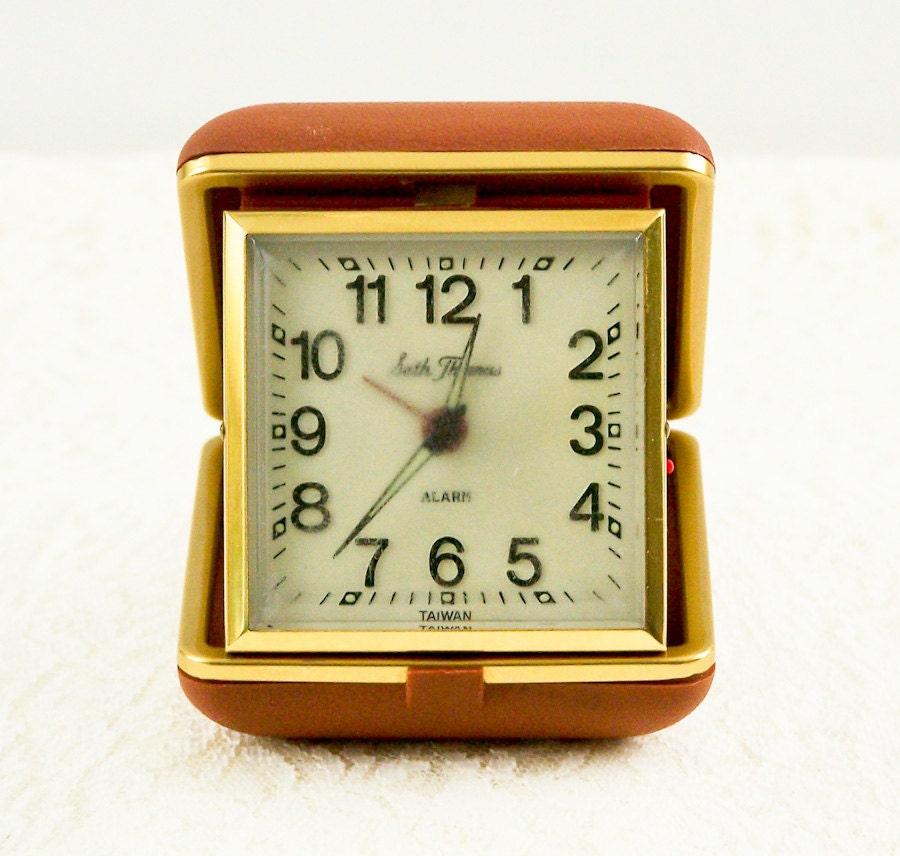 Vintage Travel Clocks 96