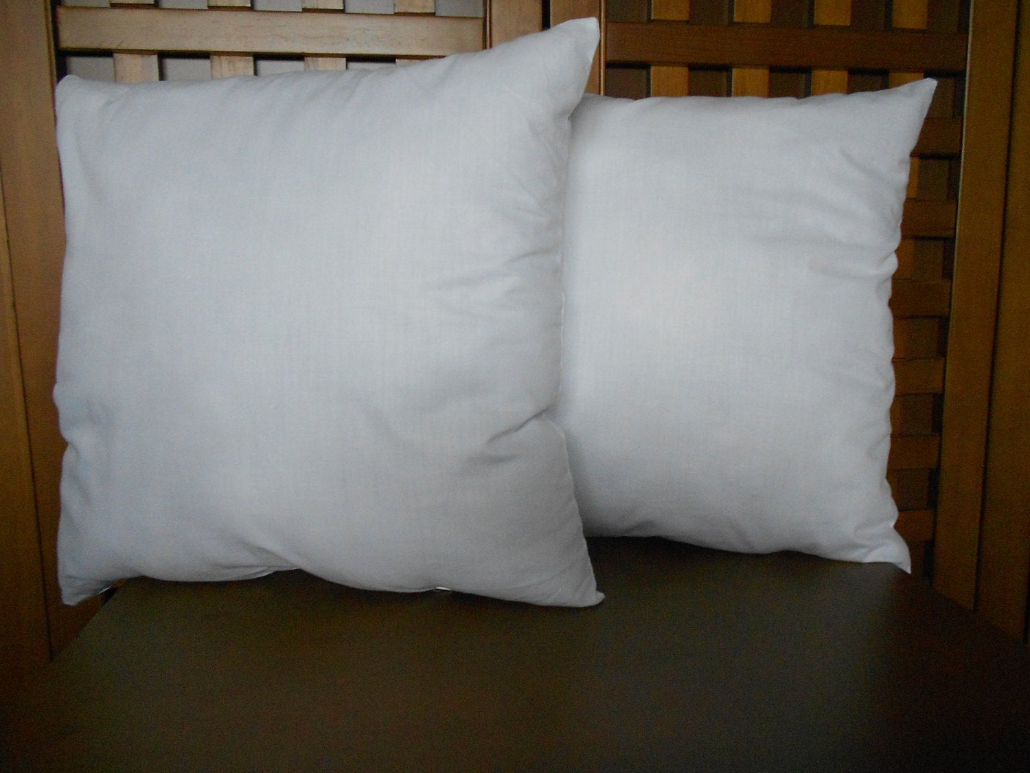 pilppc polyester form pillow poly cotton fill cover forms x