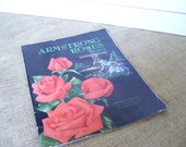 A Vintage Armstrong Roses 1963 Catalog