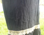 Witchy Olive Oyl Skirt, Size Small/Medium