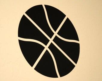 Basketball - Wall Decal