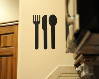 Silverware - Wall Decal