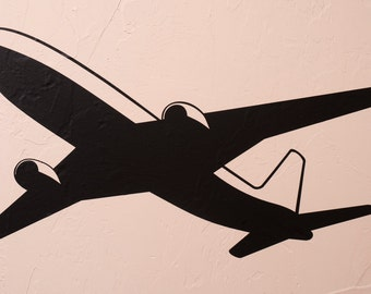 Airliner - Wall Decal