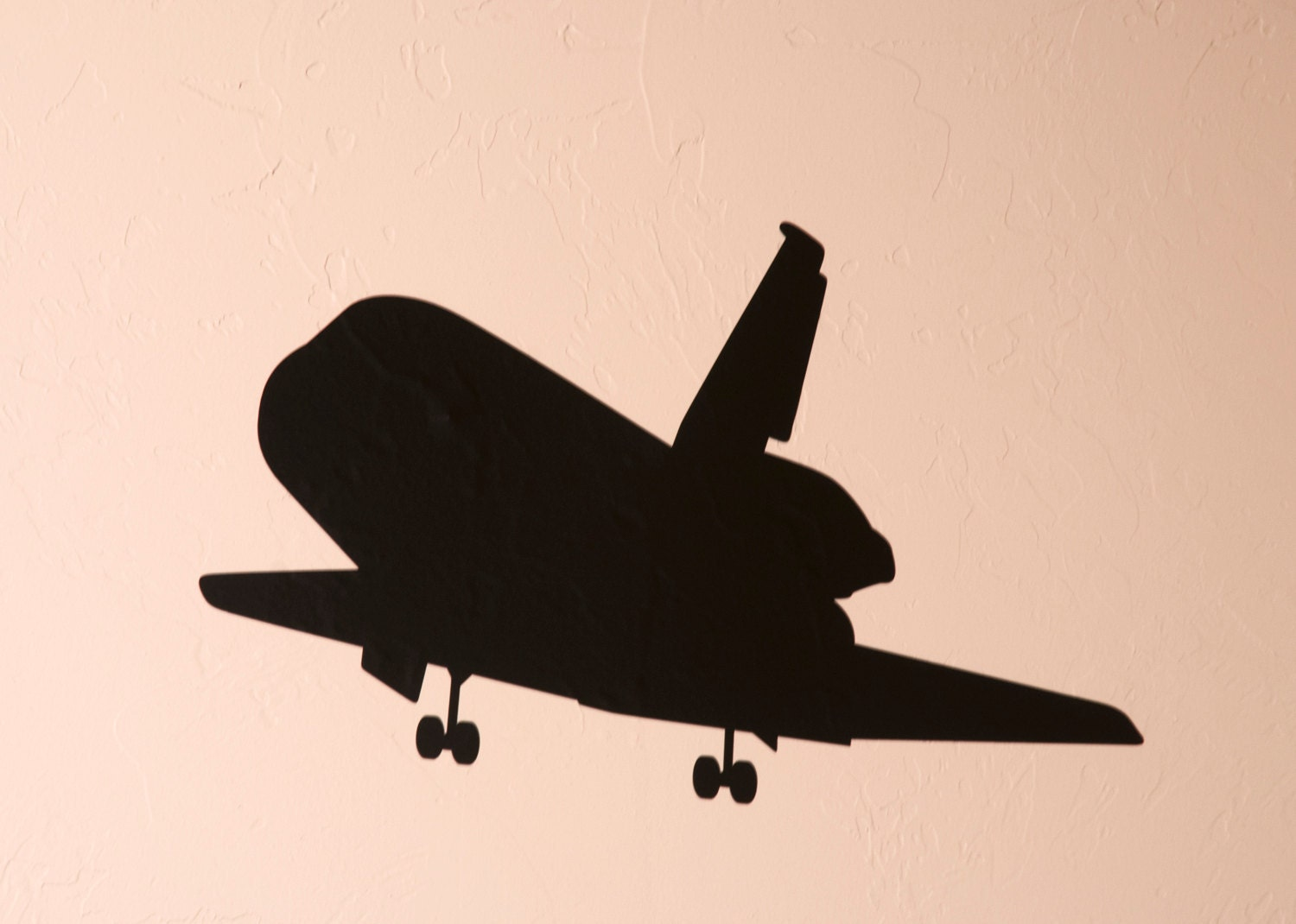 Space Shuttle Wall Decal