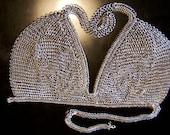 Chainmaille Bikini top