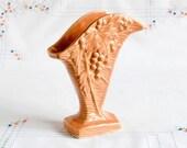 McCoy Grape Vase, Vintage