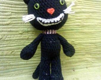 Black Cat Amigurumi