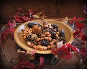 Potpourri Autumn Harvest Home Decoration Bowl Filler