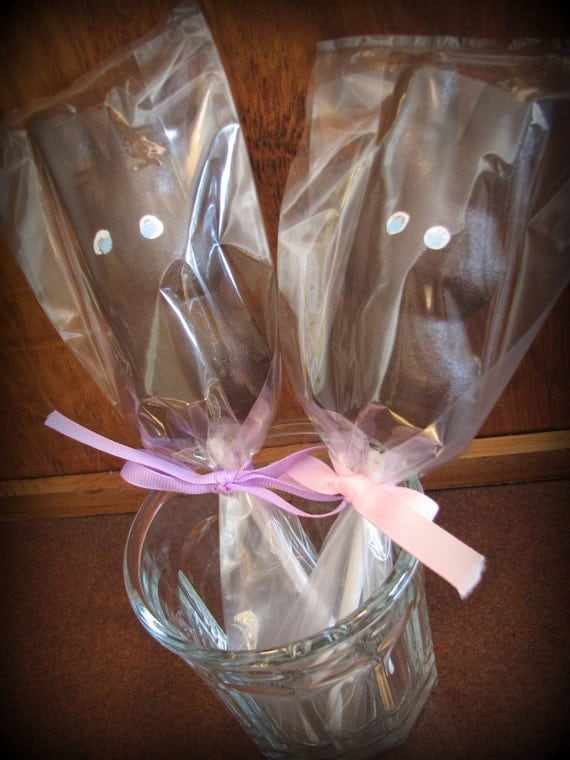 Chocolate Bunny Easter Decorations Home Decor