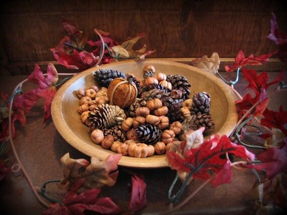 potpourri autumn harvest home decoration bowl filler. Black Bedroom Furniture Sets. Home Design Ideas