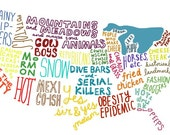 The United Stereotypes of America