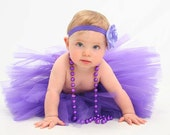Newborn Purple tutu