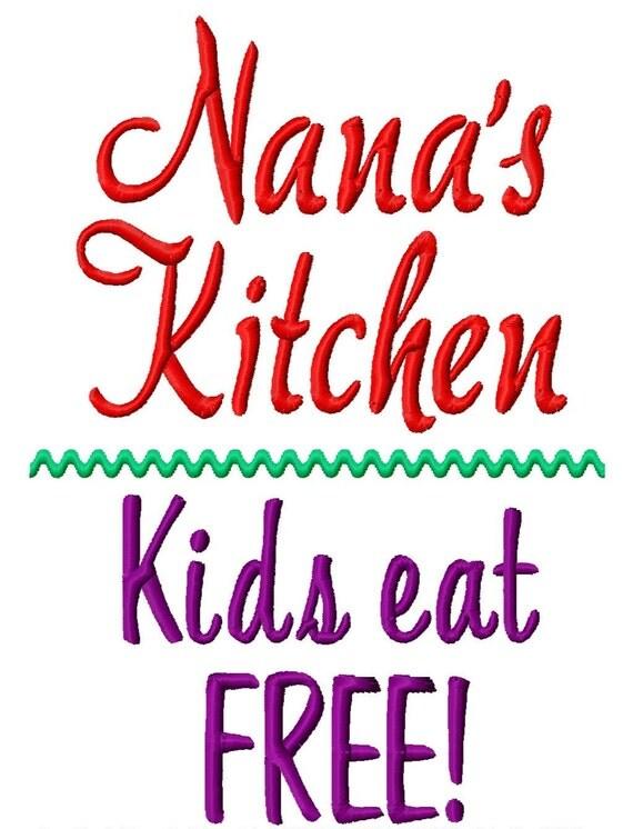 Free Kitchen Embroidery Designs Kitchen Design Ideas