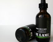 Don't Be Lame - Sore Muscle Aromatherapy Massage Oil, 2 Pack - Snarky Fun Funny Gift Under 10 - Stocking Stuffer - Hipster Gag Gift
