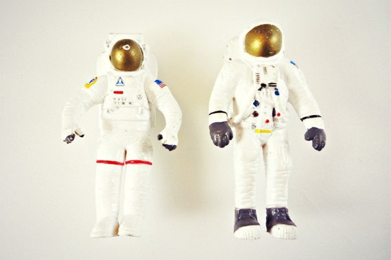 astronaut figures mini apollo space voyagers by