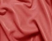 Softest Italian Lambskin Lamb Leather rose pink 6-7 sq. ft. -  All colors and all quantities available