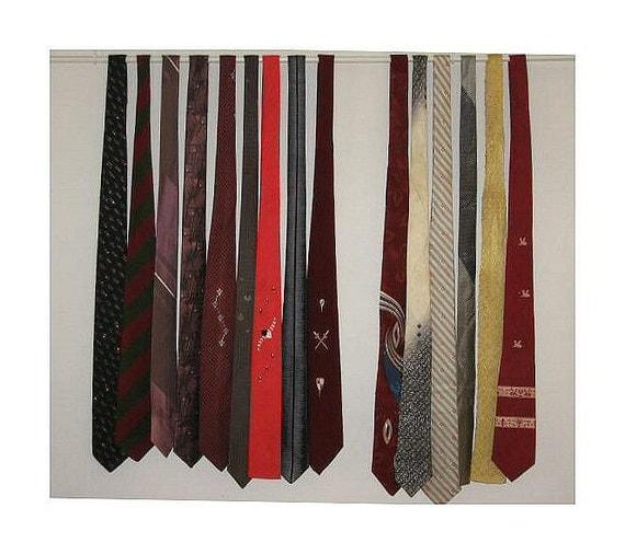 lot 15 vintage mens narrow ties original 1950s vtg style