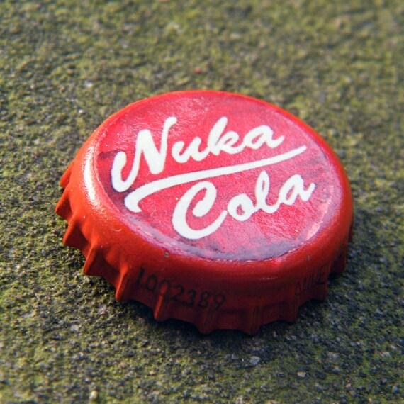 Nuka Cola Bottle Cap Badge