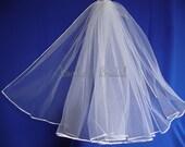 Veil, Bridal Veil, Wedding Veil , Short veil
