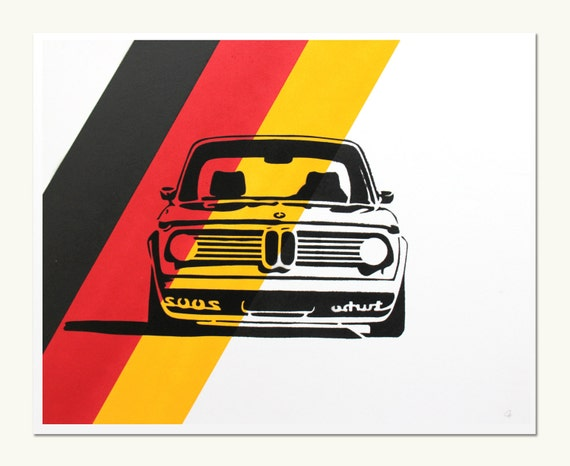 Bmw 2002 colors poster #3