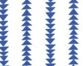 Flying from Quilt Blocks by Ellen Luckett Baker, marine blue, 100% cotton, 1/2 yard