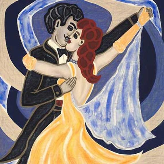 "Jacqueline Ditt - ""Vienna Love Walz"" - ARTcard"