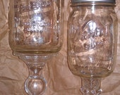 His&Hers High Class White Trash Wine Glass