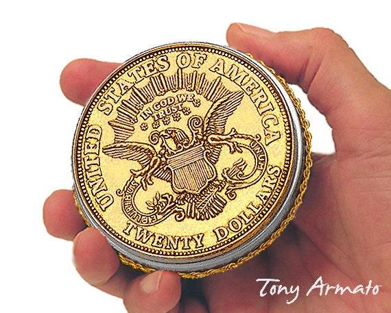 1882 Twenty Dollar Gold Piece An Oversized Big 3 Coin