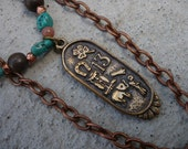Lucky Turquoise Necklace