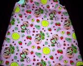 Strawberry Shortcake Jumper Dress