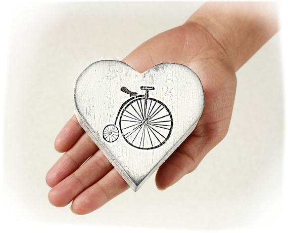 Ring Bearer Box,  Wedding Box, Ring Bearer Box, Bicycle box, Еngagement box