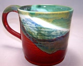 Ceramic Mug of the Shifting Plains Coffee Mug