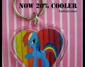 My Little Pony - Friendship is Magic Rainbow Dash Keychain