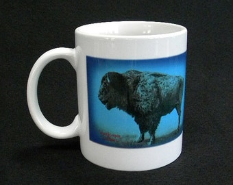 Blue Buffalo Coffee Mug