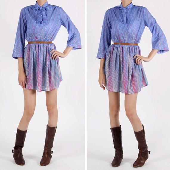 Vintage Blue dress Mini