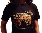 TRANSFORMED THROUGH CHRIST t-shirt