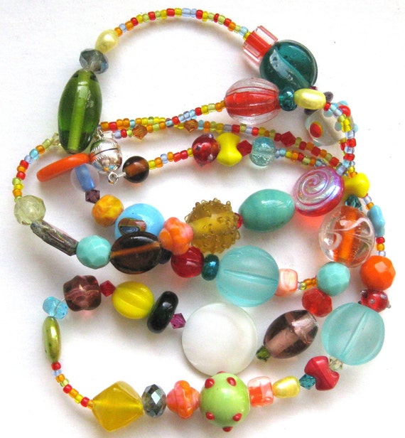 Frida Fiesta Necklace -SHIPPING INCLUDED