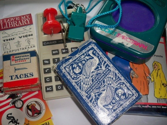 Instant Vintage Collection - Circa 1980s Goodies - Excellent Value