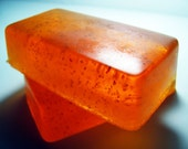 Exotic Yuzu & Blood Orange Exfoliating Soap