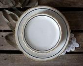 Lovely Vintage Plate Set for Four