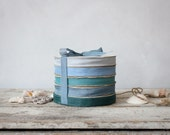 Vintage Seam Binding : Summer Blue's Collection
