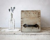 Vintage Farmhouse Drawer with Handle