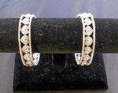 Heart Bracelet - Silver Jewelry - Silver Hearts
