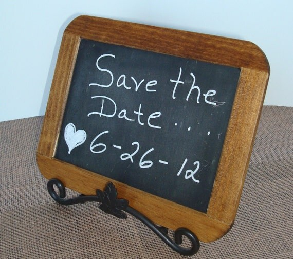 Chalkboard Sign-Rustic-Here Comes The Bride Sign-Photo Booth-Wedding Photo Prop-Baby Photo Prop-Framed Chalkboard.