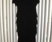 french rags womens vintage dress hand loomed in California sz M L