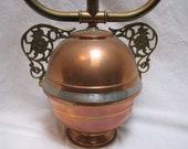 RARE The Best Street Light Company Vapor Gas Lamps Early 1900's