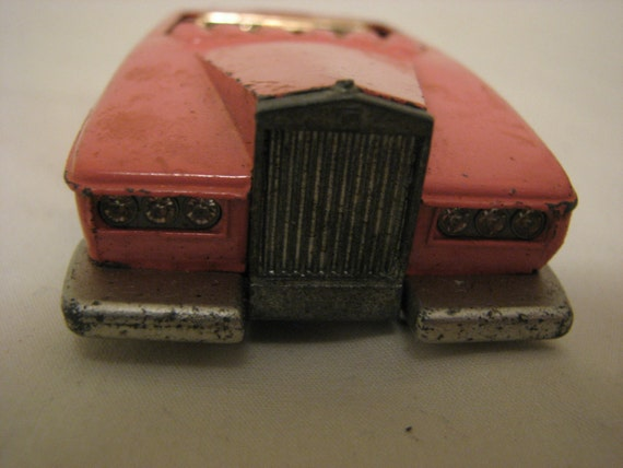 Reduced Ist Issue Rare Dinky Toy  Lady Penelope Fab 1 - Thunderbirds
