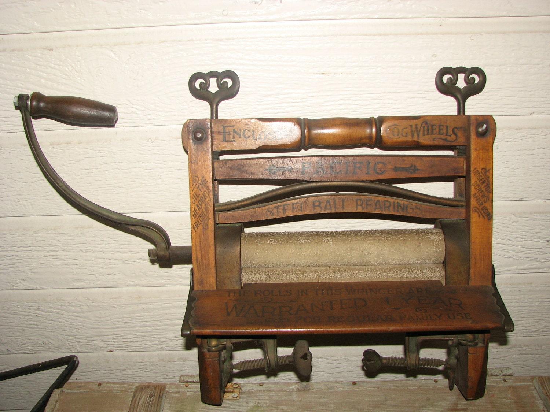 wooden washing machine for sale